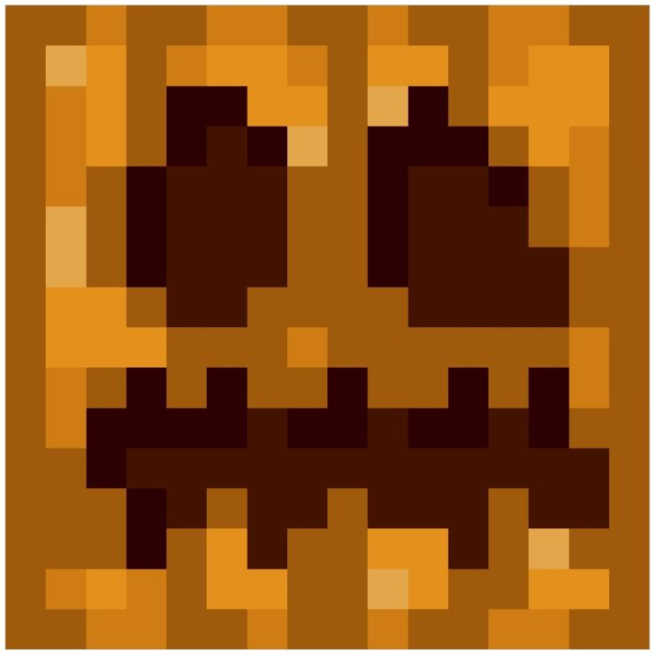 pumpkin minecraft
